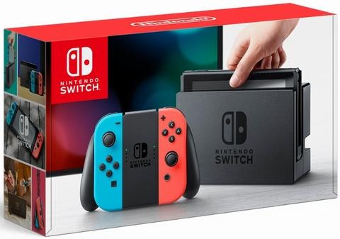 Nintendo Switchニンテンドースイッチ本体 子供のクリスマスプレゼント・誕生日プレゼントに