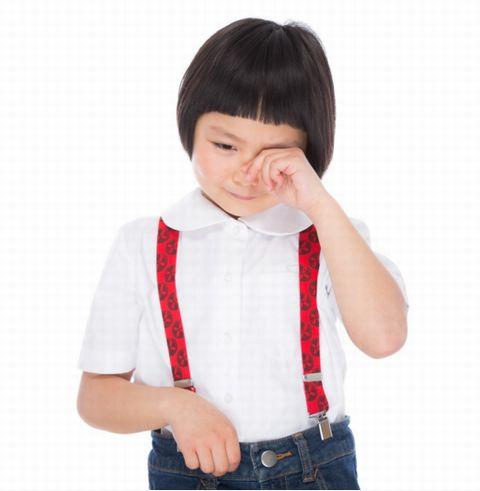 子供の泣き虫を治す方法や原因は?456歳幼稚園児頃の男女克服方法