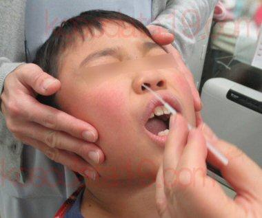 2019年インフルエンザb型体験談!検査で細長い綿棒を鼻からのどの奥のほうまで突っ込まれた時の顔