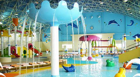 長島スパーランドプールスパキッズ水遊び場