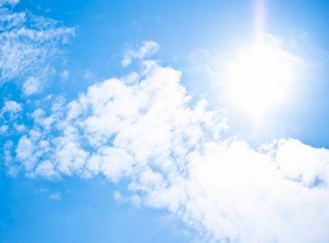 熱中症対策予防夏の日差し