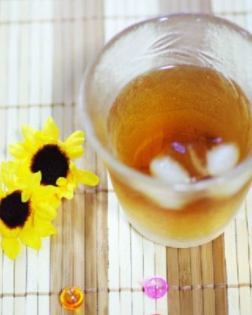 子供の熱中症対策予防の飲み物麦茶
