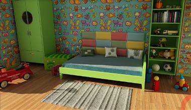 子供部屋は平均何歳から?子供に部屋を与えるメリットデメリット1