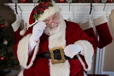 サンタクロースは何歳まで?子供の質問と回答例!住所や煙突ソリ等