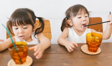 食環境や食経験の影響