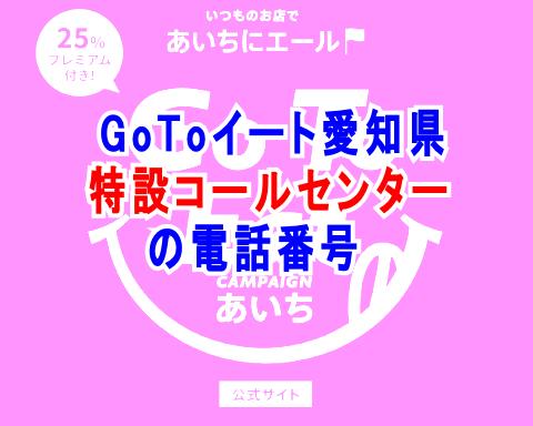 愛知 ゴーツーイート 愛知ゴートゥーイート(Go To