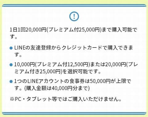 神奈川県gotoeatライン購入